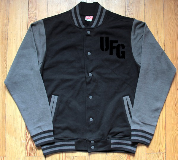 United Football Grounds College Jacke