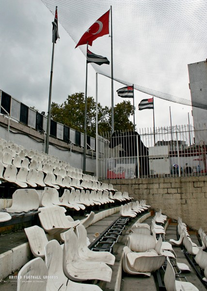 Besiktas (Wandbild) United Football Grounds