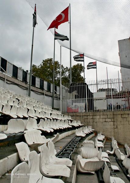 Besiktas (Wandbild) United Football Grounds