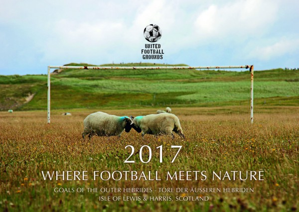 Where football meets nature - Calendar 2017
