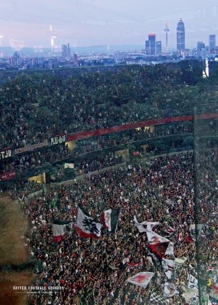 Eintracht (Wandbild) United Football Grounds